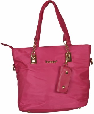 Cuddle Hand-held Bag(Pink)