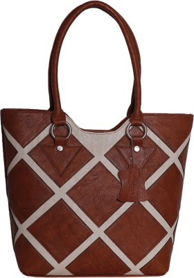 BeauIdeal Hand-held Bag(Tan)