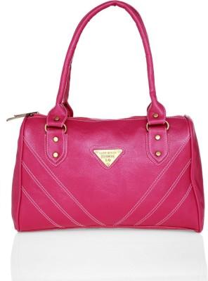 Lady Queen Shoulder Bag(Pink) at flipkart