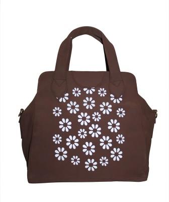 Moda Desire Shoulder Bag(Brown) at flipkart