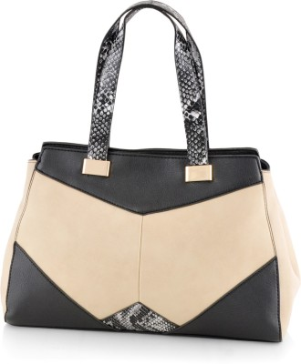 Mark & Keith Women Beige Hand-held Bag