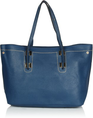 Omnesta Women Blue Tote at flipkart
