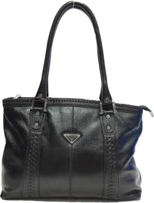 Moochies Women Black Shoulder Bag at flipkart