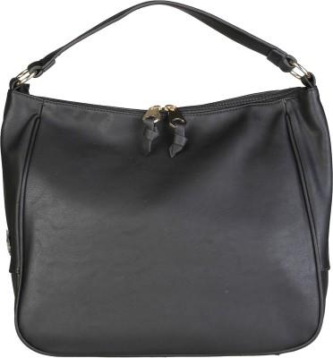 Pierre Cardin Women Black Shoulder Bag at flipkart