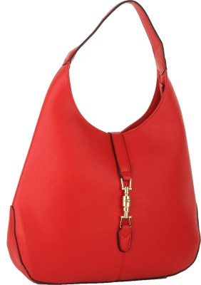 Alvaro Women Red Hobo at flipkart