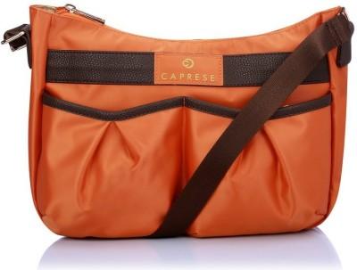 Caprese Women Brown Sling Bag