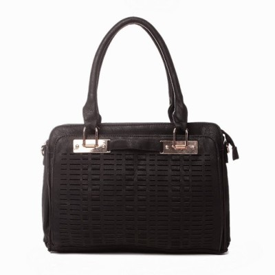 Trendberry Hand-held Bag(Black)