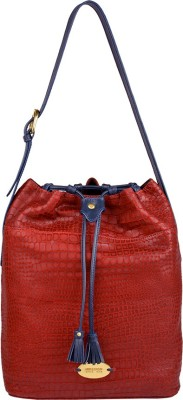 Hidesign Women Red, Blue Shoulder Bag at flipkart