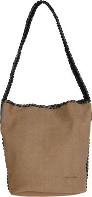 Pierre Cardin Women Brown Shoulder Bag at flipkart