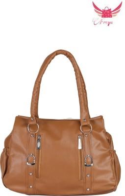 db437fe94ad1 68% OFF on Versace 19.69 Italia Shoulder Bag(Brown