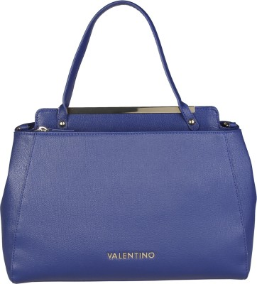 MARIO VALENTINO Women Blue Shoulder Bag at flipkart