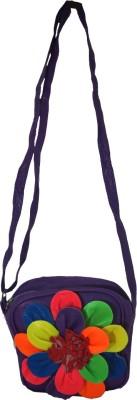 Muren Purple Sling Bag Muren Sling Bags