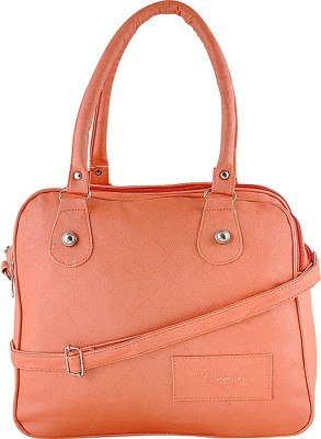 Rosemary Hand-held Bag(Orange)