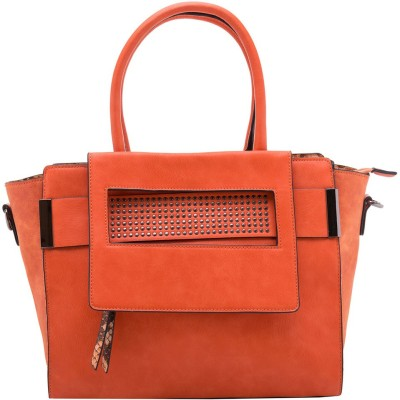 Elespry Hand-held Bag(Orange)