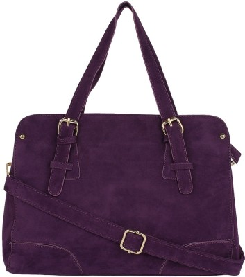 PamperVille Hand-held Bag(Purple)