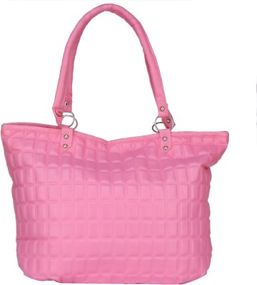 Tees Tadka Hand-held Bag(Pink)