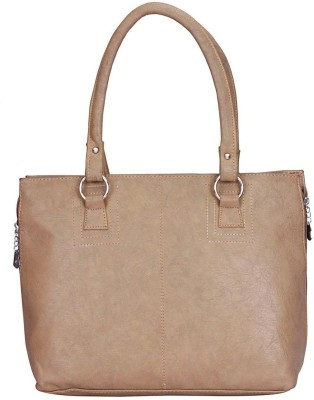 MAEVA Hand-held Bag(Beige)