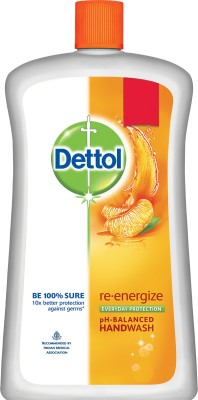Dettol Re-energize(900 ml)