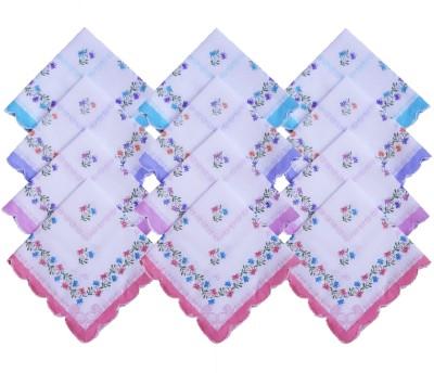 S4S Women's Handkerchief(Pack of 12)