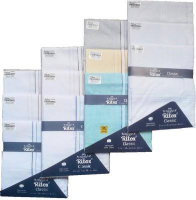 Ritex Classic-6wb-3ww-3lb Handkerchief(Pack of 12)