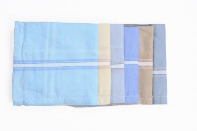 Amaze Fab Striped Handkerchief(Pack of 6)