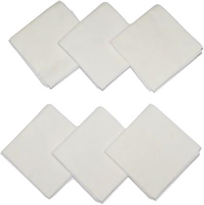 SG Apparels SGHKCH Handkerchief(Pack of 6)