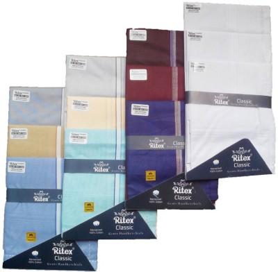 Ritex Classic-6lb-3ww-3db Handkerchief(Pack of 12)