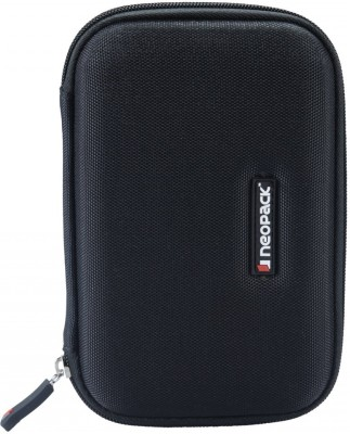 Neopack HDD Case 2.5 inch External Hard Drive Enclosure(For Seagate, Toshiba, WD, Sony, Transcend, Western Digital, Hitachi, IBM, Fujitsu, Black)  available at flipkart for Rs.399