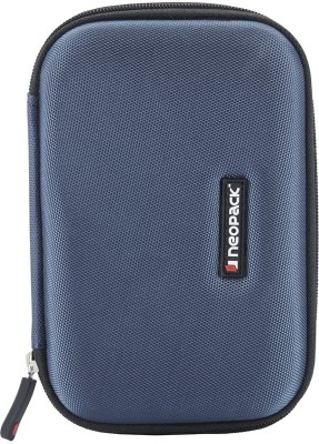 Neopack HDD Case 2.5 inch External Hard Drive Enclosure(For Seagate, Toshiba, WD, Sony, Transcend, Blue)  available at flipkart for Rs.399