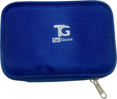 TacGears TGHDDP1B 2.5 Inch Hard Drive Pouch(For 2.5, Blue)