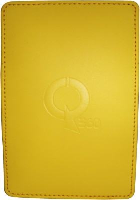 QP360 SE-01-Y 2.5 inch External Hard Drive Cover(For Seagate, Western Digital, Dell, Sony, Toshiba, Hitachi, Hp, Buffalo, Samsung, Silicon Power, Pny, Verbatim, Hgst, HP, Sandisk, Kingston, Sony, Apple, Quantum, ADATA, Maxtor, Intel, Runcore, Yellow)  available at flipkart for Rs.169