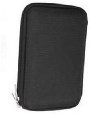 JPRS JP-Black-90 2.5 inch External HardDisk Case(For Sony, Toshiba, HP, Trancend, Dell, Western Digital, Samsung, Seagate, WD, Black)