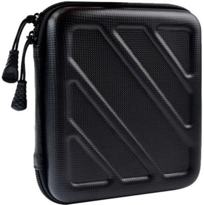 Taslar Pocket Hard Box 4.5 inch Eva Cover(For Mobile, Powerbank, Headset, Cable, Card Reader, Harddisk, Black)