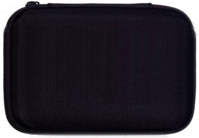 Rapter External Hard Disk Cover Case Pouch Transcend 2.5 inch External Hard Drive Enclosure(For Seagate, Toshiba, WD, Sony, Transcend, Black)