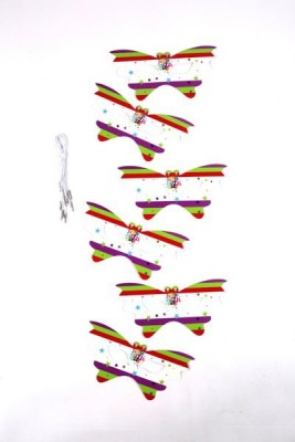 Funcart Star Birthday Theme Eye Party Mask(Multicolor, Pack of 6)  available at flipkart for Rs.175
