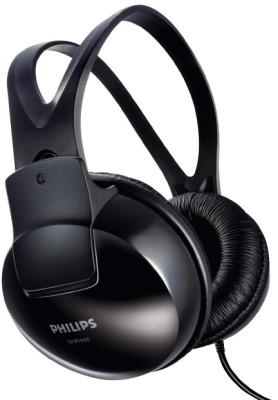 Blue Birds Lightweight, comfortable on-the-ear design for portability as well as long-wear comfort Wired Headset with Mic(Orange, Black, On the Ear)