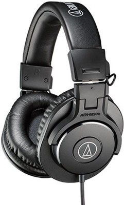 Audio Technica ATH-M30x Wired In-the-ear Wired Headphones