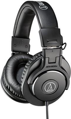 AudioTechnica ATH-M30X Professional Monitor Headphone