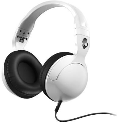 Skullcandy S6HSDZ-072 Wired Headphone(White, Over the Ear) 1