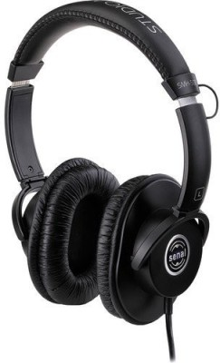 Senal Smh 500 Closed Back Professional Monitor Headphones Headphone Black  available at Flipkart for Rs.8192