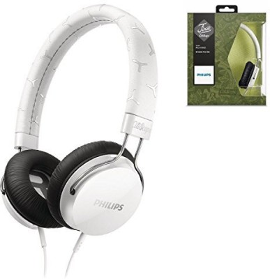 Philips Shl5300Wt Citiscape Headband Headphones Fixie On-Ear Shl5300 Headphone(White)