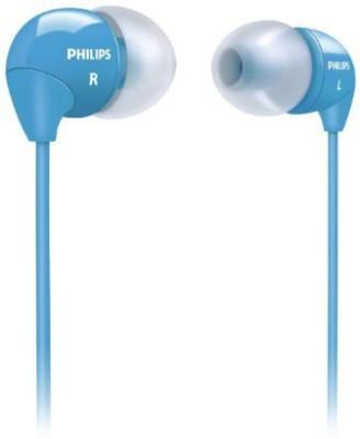Philips SHE 3590BL/98 Headphone(Blue, In the Ear) 1