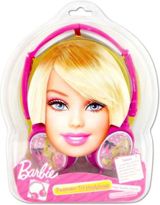 Barbie-ZVBR-1500-DJ-On-Ear-Headphones