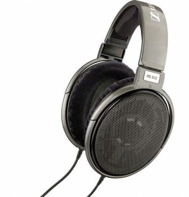 Sennheiser HD 650 Headphone(Over the Ear)