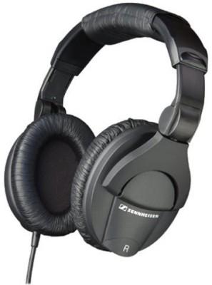Sennheiser MX 170 Wired Headphone(Black, In the Ear)