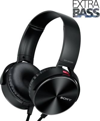Sony-MDR-XB450BV-Headphone