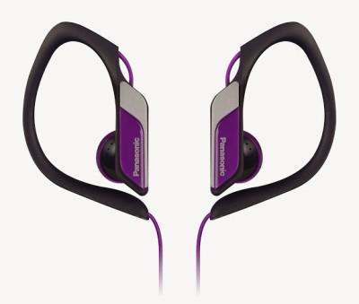 Panasonic RP-HS34E Headphone(Violet, In the Ear) 1
