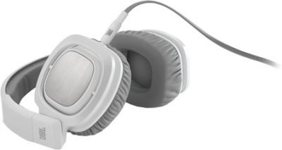 JBL J88 Headphone(White, Over the Ear) 1