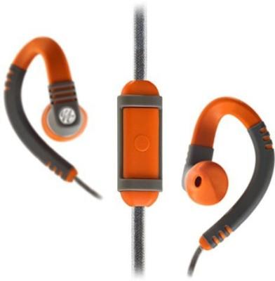 Yurbuds (Ce) Yurbuds Explore Talk Gray/ Running Headphones Headphone(Orange)