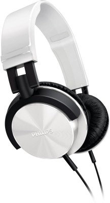 Philips SHL3000WT/00 Headphone(White, On the Ear) 1